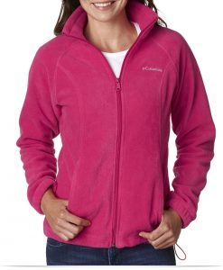 Design Columbia Ladies Benton Springs Zip Fleece
