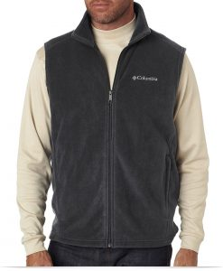 Custom Columbia Men's Cathedral Peak II Vest