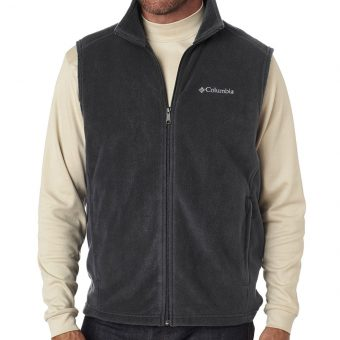 Custom Columbia Men's Cathedral Peak II Vest