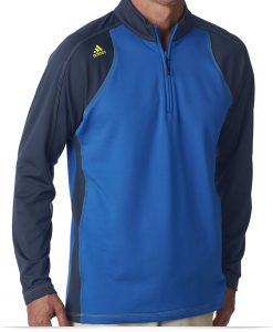 Customize Adidas Men's 1/4-Zip Training Top