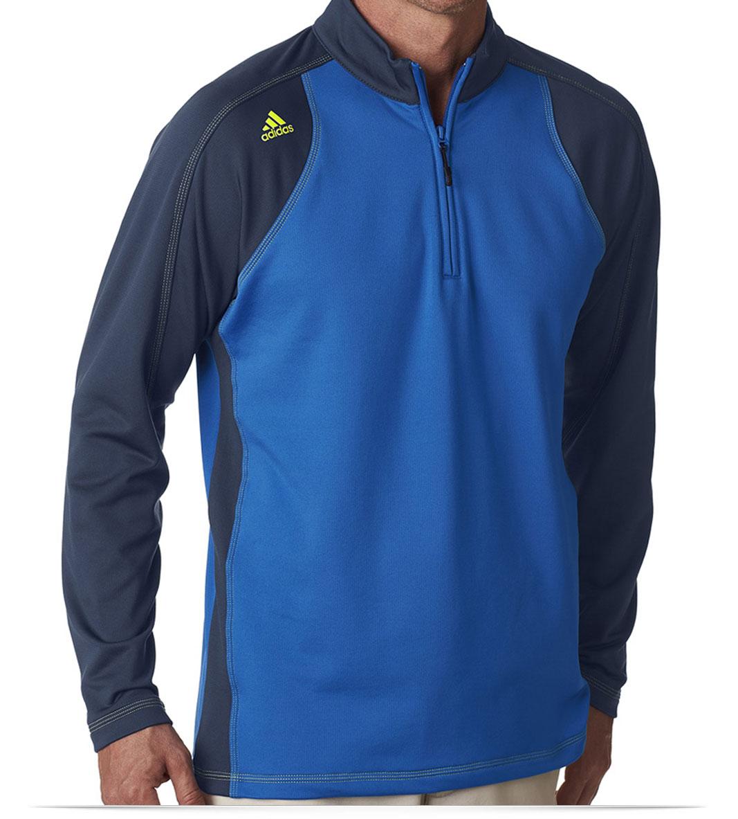 Customize Adidas Men's 1/4-Zip Training Top