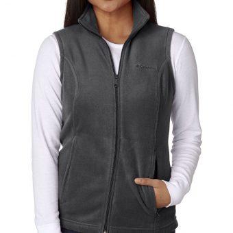 Personalized Columbia Ladies Benton Springs Vest