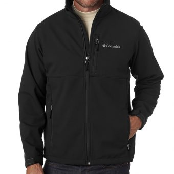 Custom Columbia Men's Ascender Soft Shell