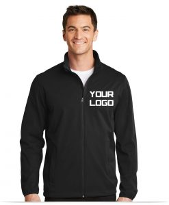 Custom Logo Softshell Jacket