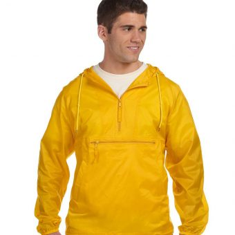 Custom Packable Nylon Jacket