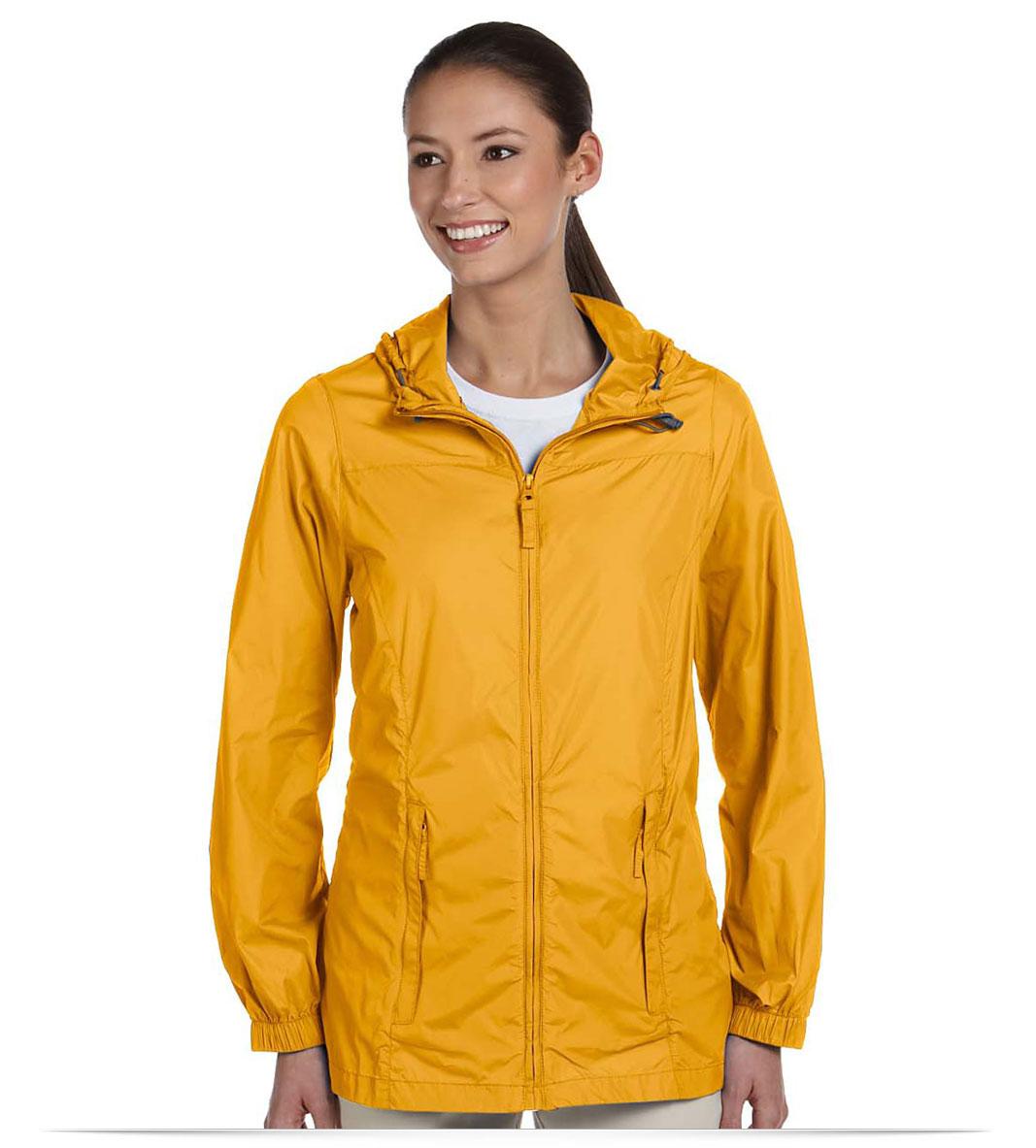 customized Ladies Essential Rainwear