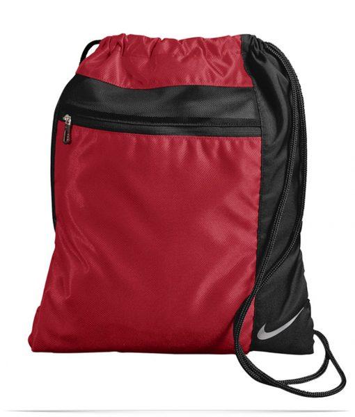 custom nike golf cinch sack