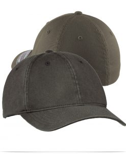 Customized Port Authority Flexfit Garment Washed Cap