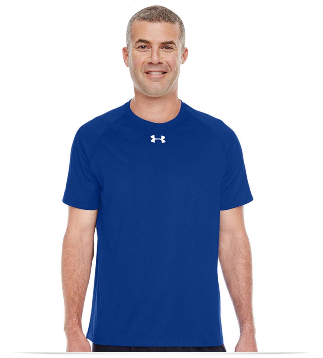 custom Under Armour Men's Locker T-Shirt
