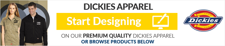 custom dickies apparel