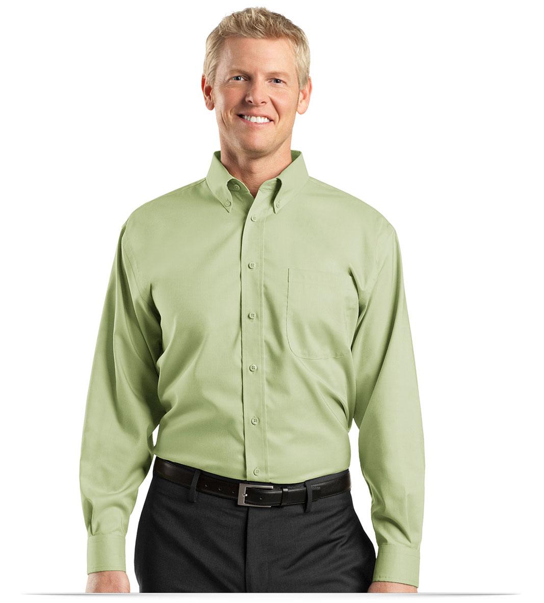 Custom Tall Non-Iron Shirt