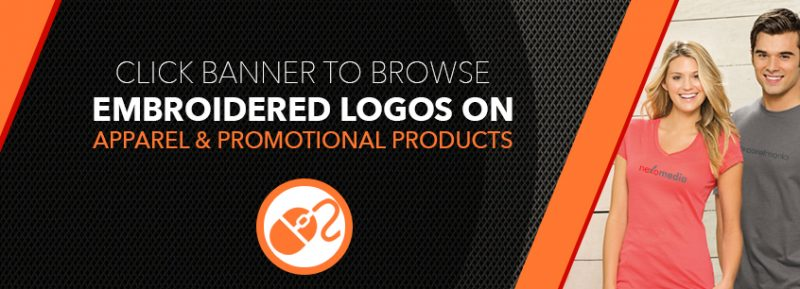 Embroidered Logo Apparel