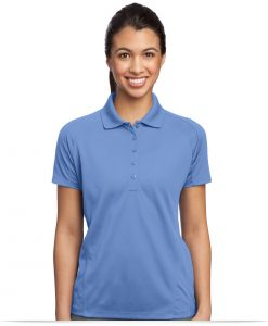 Custom Sport-Tek Ladies Dri-Mesh Pro Polo