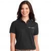 Embroidered Logo Ladies Polo Shirts