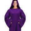Custom Hooded Fleece Blanket with Sleeves