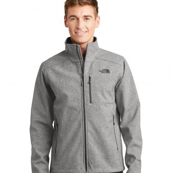Custom Logo Men's North Face Softshell Jacket