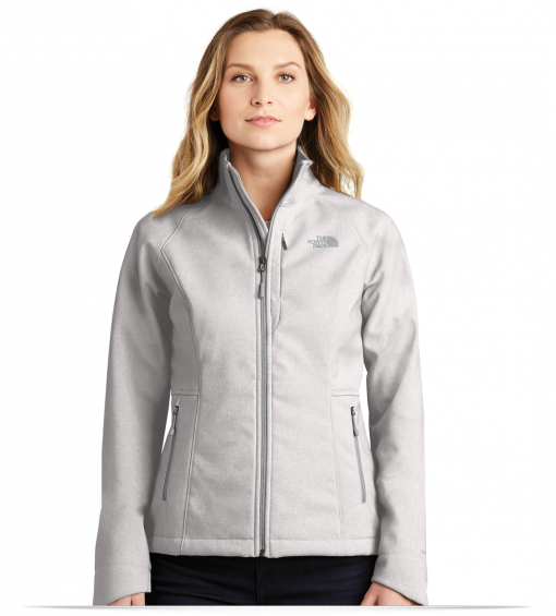 Customize The North Face Ladies Apex Barrier Soft Shell Jacket