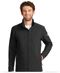 Customize The North Face Tech Stretch Soft Shell Jacket