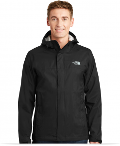 Customize The North Face DryVent Rain Jacket