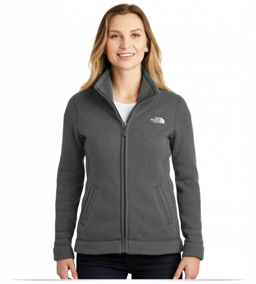Personalized The North Face Ladies Sweater Fleece Jacket