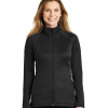 Personalized The North Face Ladies Canyon Flats Stretch Fleece Jacket