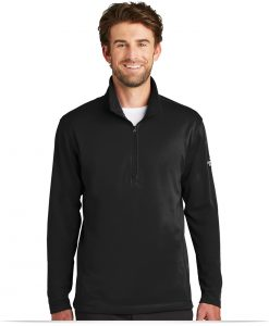 Custom Logo The North Face Tech 1/4-Zip Fleece Pullover