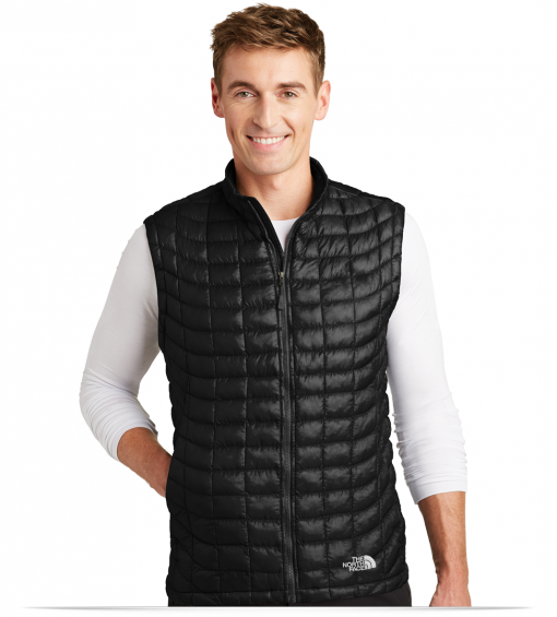 Customize The North Face ThermoBall Trekker Vest