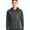Custom North Face Fleece Hooded Jacket
