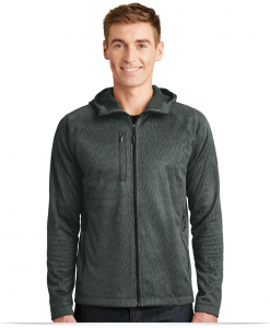 Customize The North Face Canyon Flats Fleece Hooded Jacket