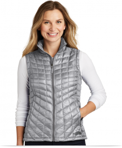 Personalized The North Face Ladies ThermoBall Trekker Vest