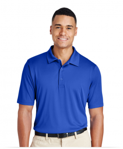 Custom Performance Polo Shirt