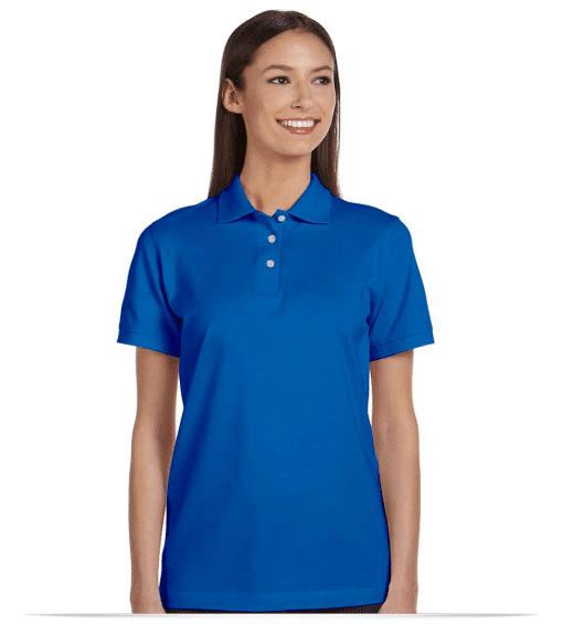 Custom Polo Shirt For Women