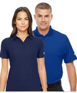 Custom Under Armour Polo Shirts