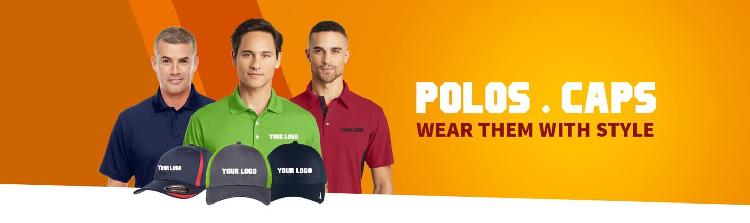 Custom Work Uniforms | Embroidered Corporate Apparel