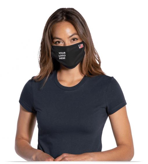 Custom American Cotton Face Mask